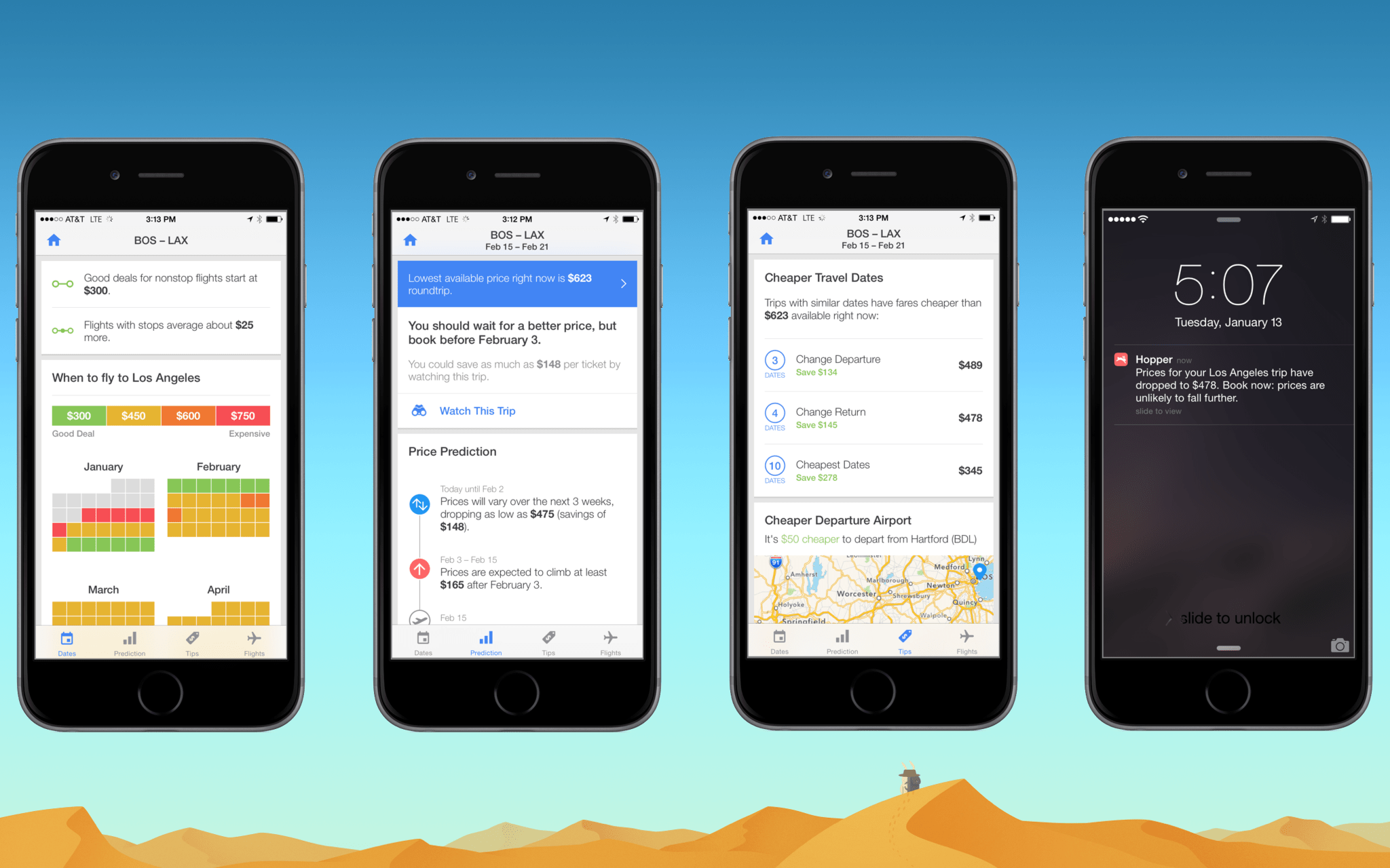 Best Travel Apps |Hopper App