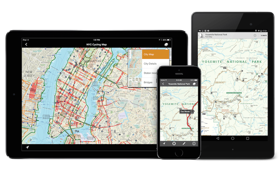 Best Travel Apps | Maplets