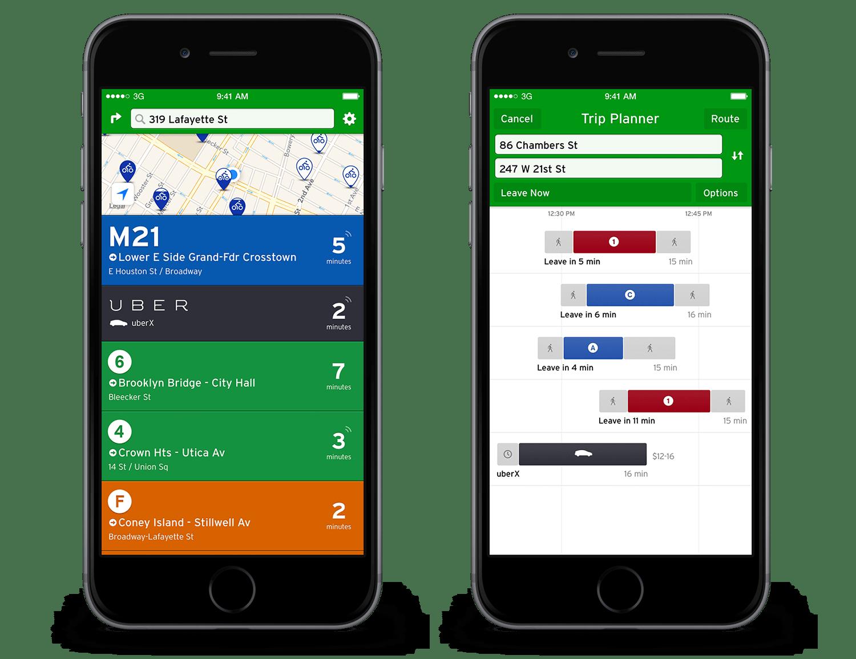 Best Travel Apps | Transit App