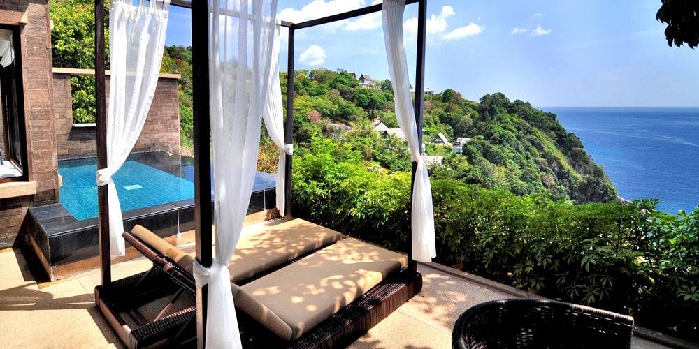 Paresa Resort, Phuket Thailand