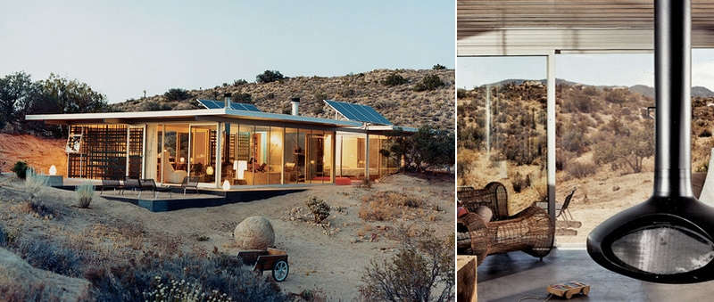 Off-Grid House, Pioneertown, CA | Modern Vacation Rentals