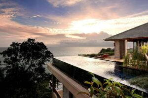 Paresa Resort / A Cliffside Oasis on Phuket's West Coast