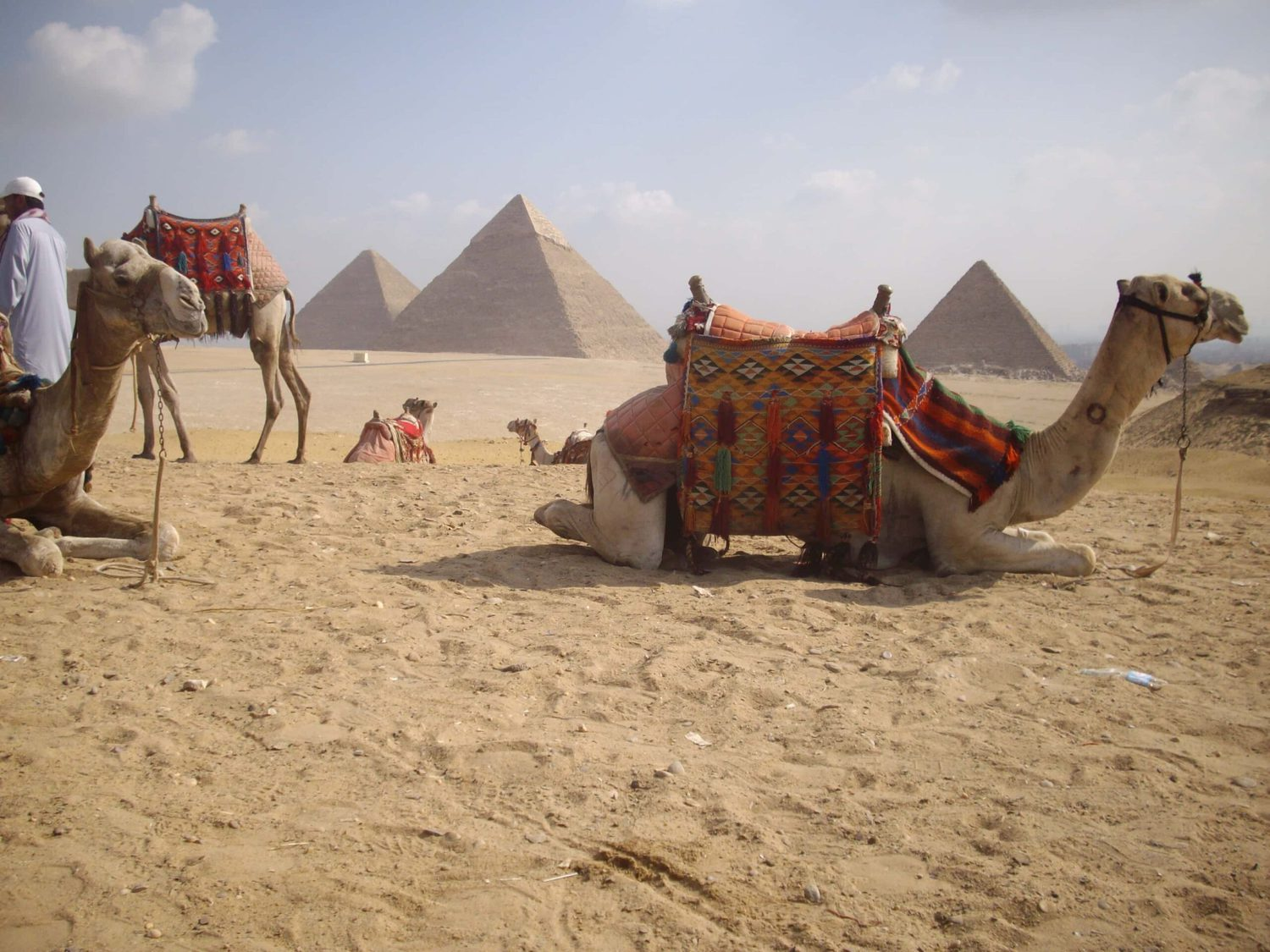 pyramids egypt | Places to See Before It's Too Late