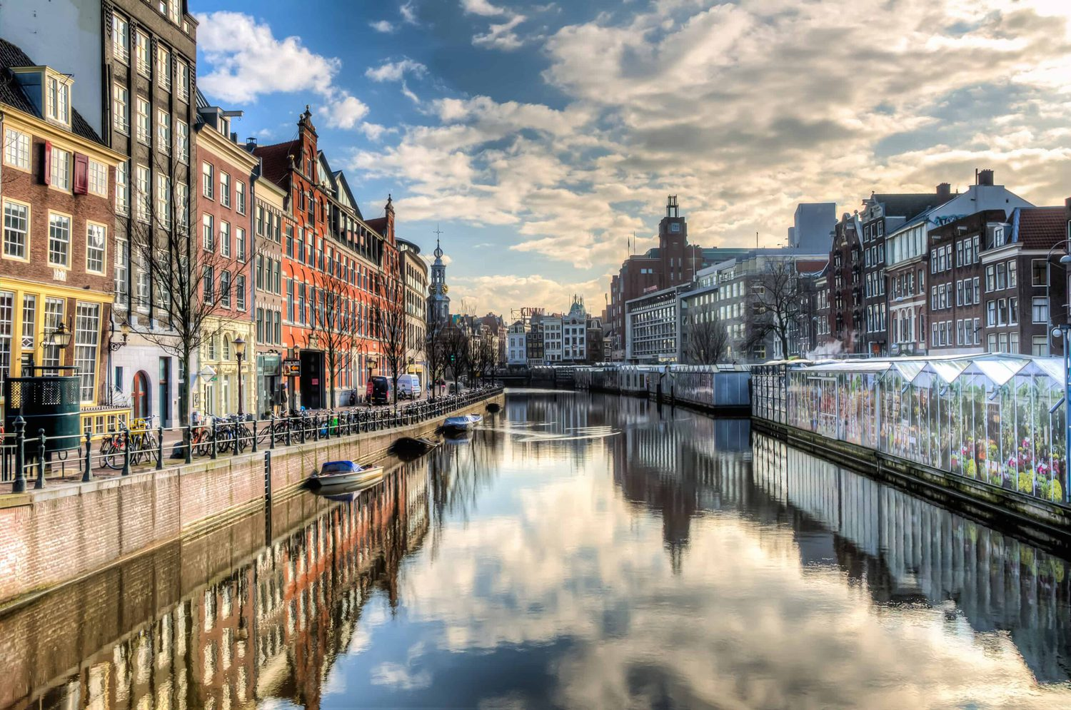 Amsterdam   Best Destinations For Your First Trip to Europe
