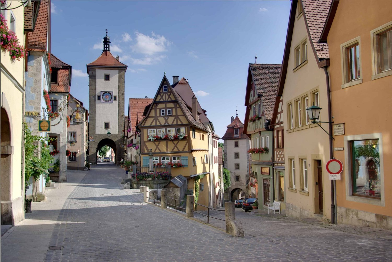 Rothenburg, Germany   Best Destinations For Your First Trip to Europe