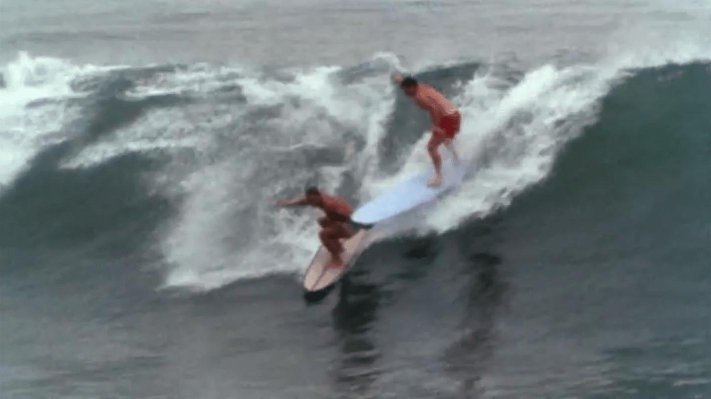 The Endless Summer - surf etiquette