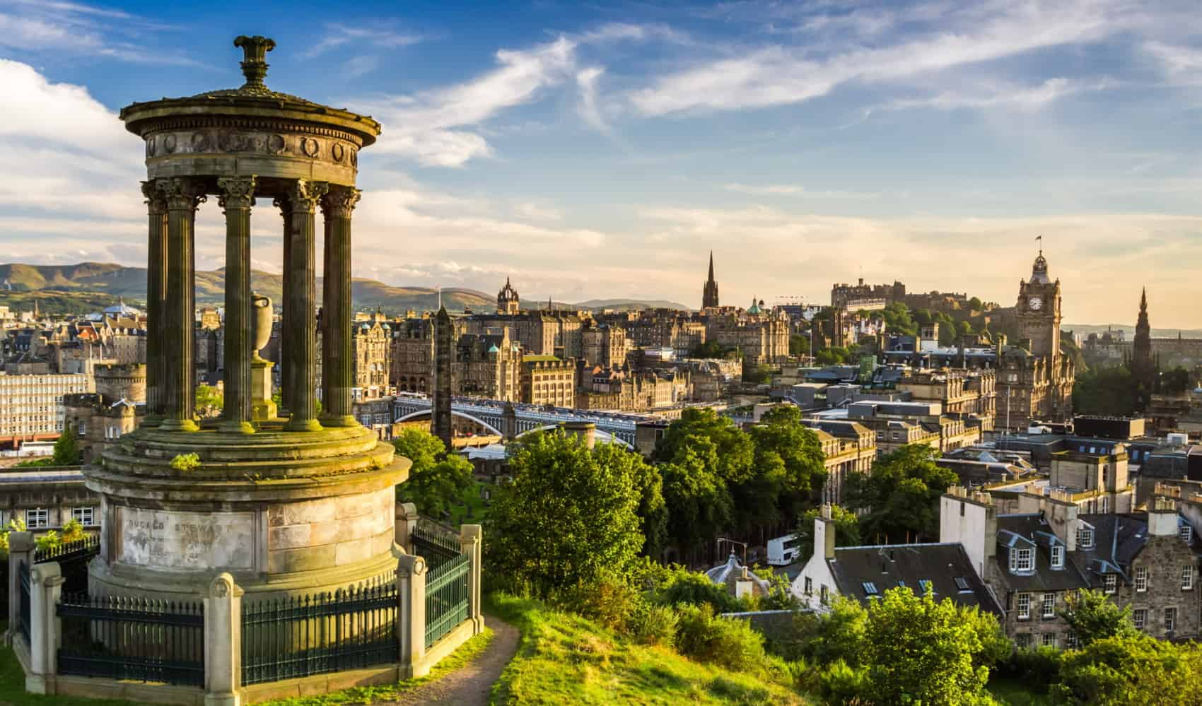 Edinburgh   Best Destinations For Your First Trip to Europe