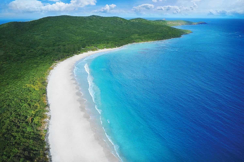 Flamenco Beach, Puerto Rico | Most Beautiful Beaches