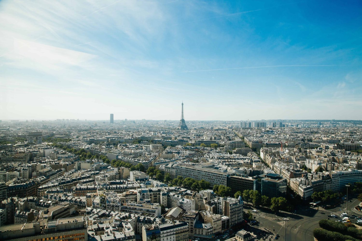 Paris, France   Best Destinations For Your First Trip to Europe