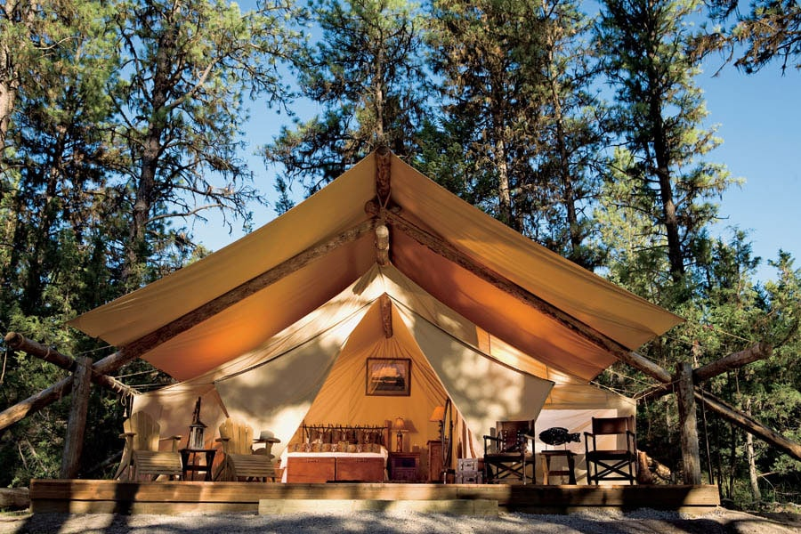 7 Honeymoons That Will Ruin Your Marriage | Paws Up, Montana