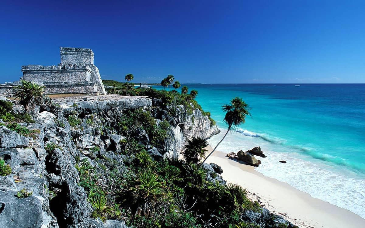 Tulum Beach, Mexico | Most Beautiful Beaches