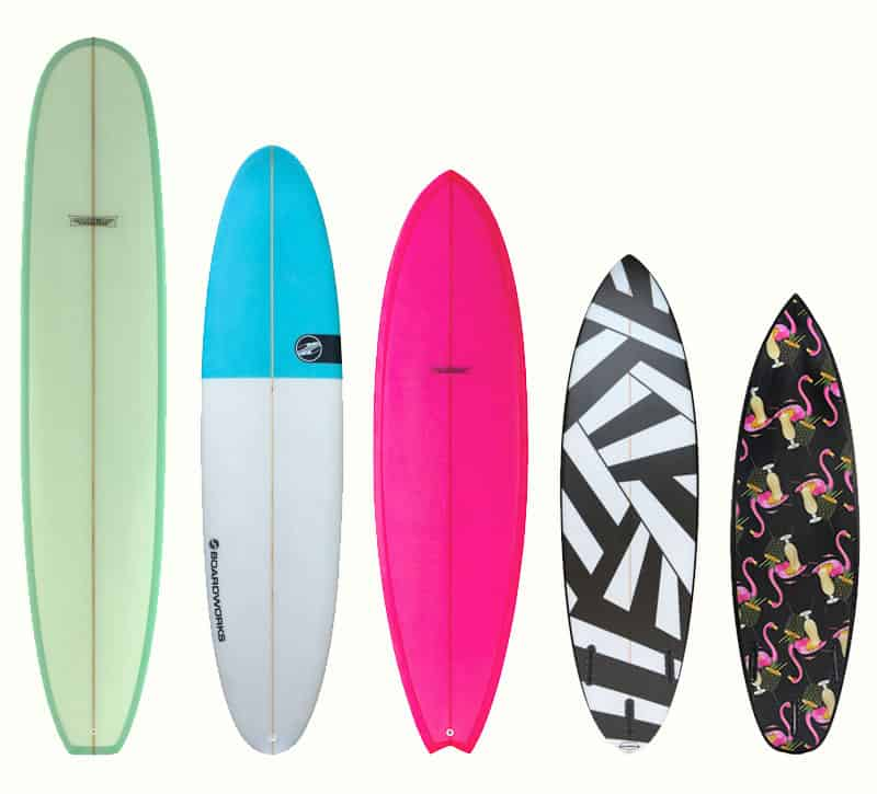 Best Gifts For The Beach Babe | surfer gifts | surfboards