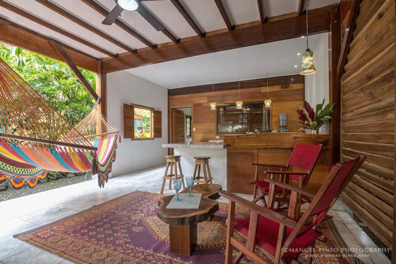 surf in costa rica caribbean villa
