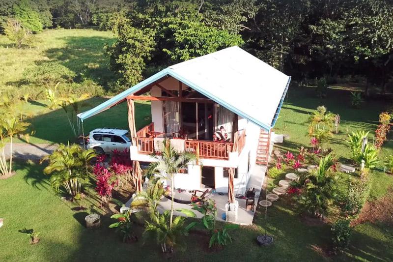 costa rica surf bungalow pavones