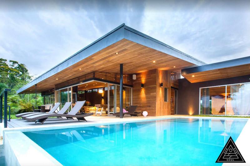 costa rica surf villa pavones
