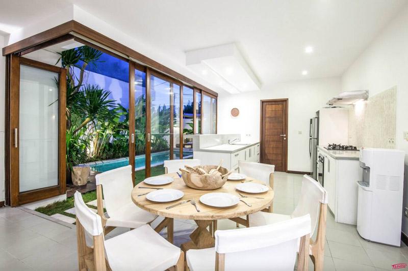2 bedroom villa in canggu