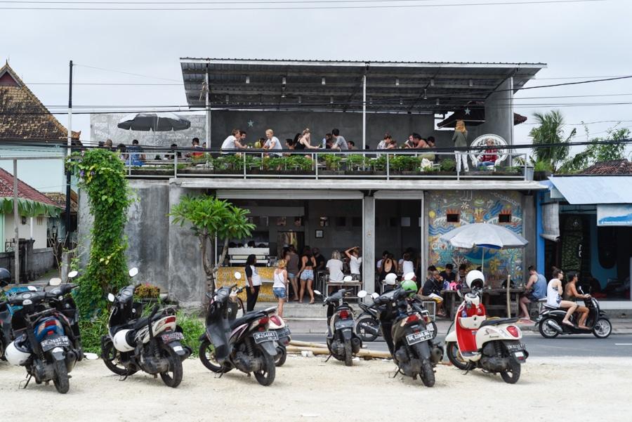 bali food canggu cafe