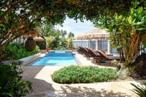 Tres Sirenas Beach Inn, Rincon Puerto Rico