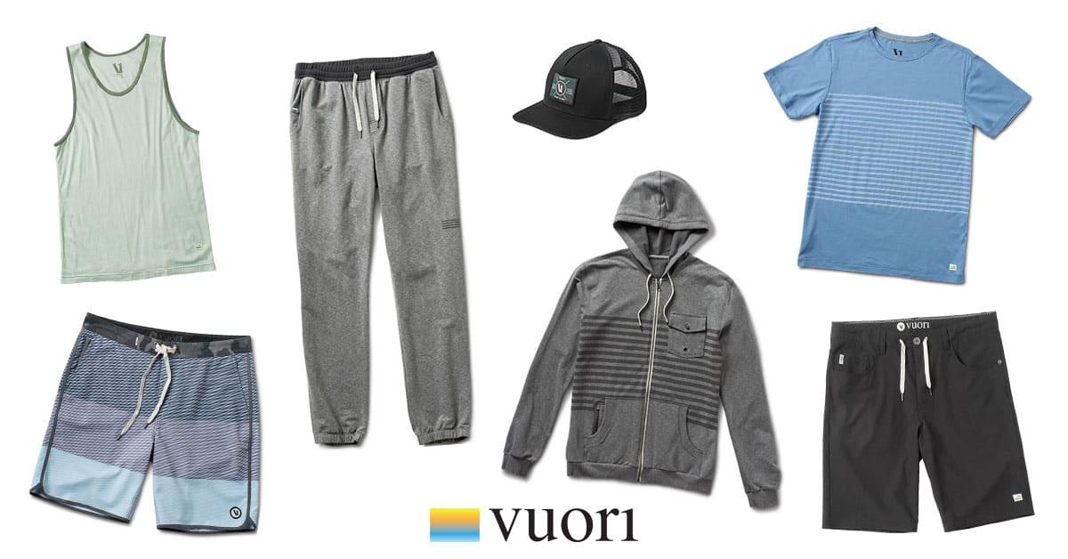 Vuori Activewear Giveaway