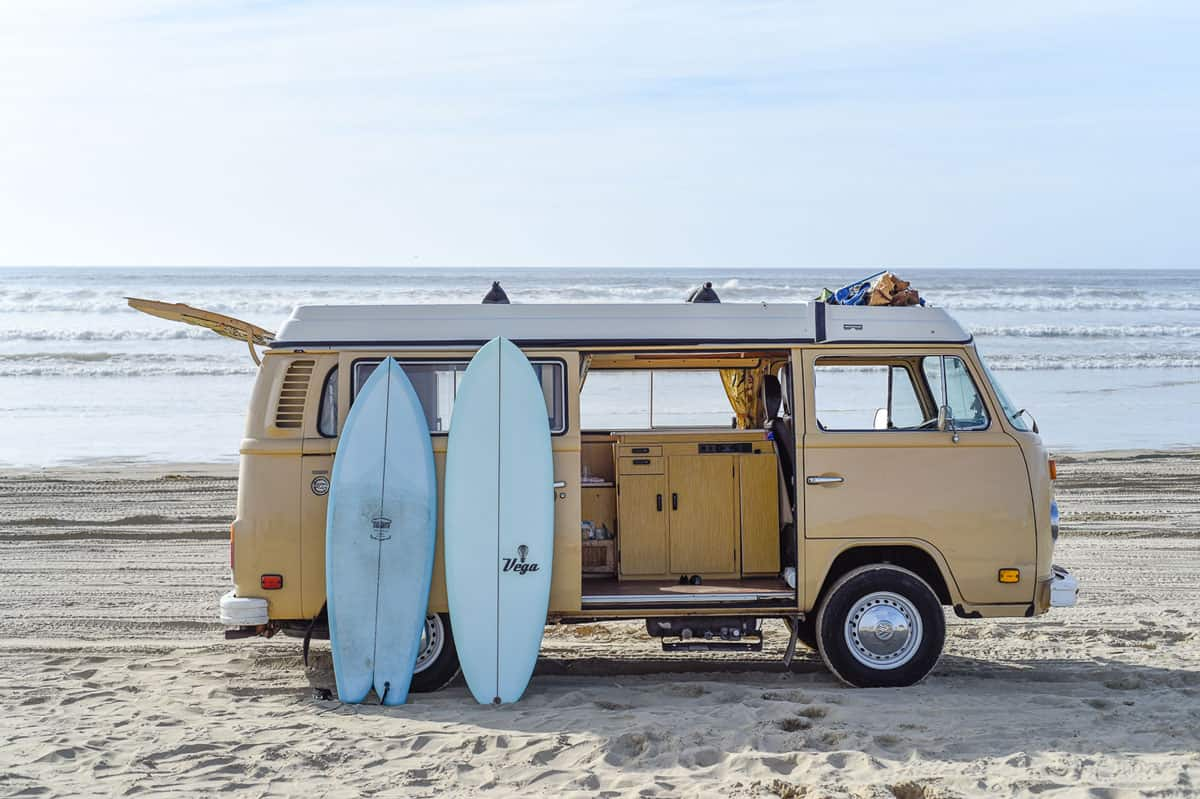 6 Camper Van Rentals For The Ultimate California Road Trip