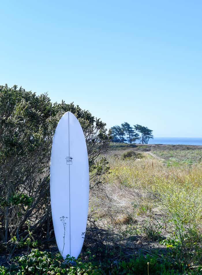 FCD Surfboard