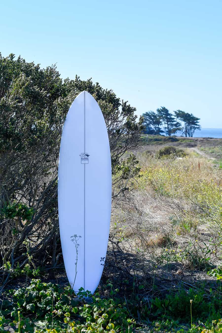 surfboard quiver fcd huevo ranchero surfboard