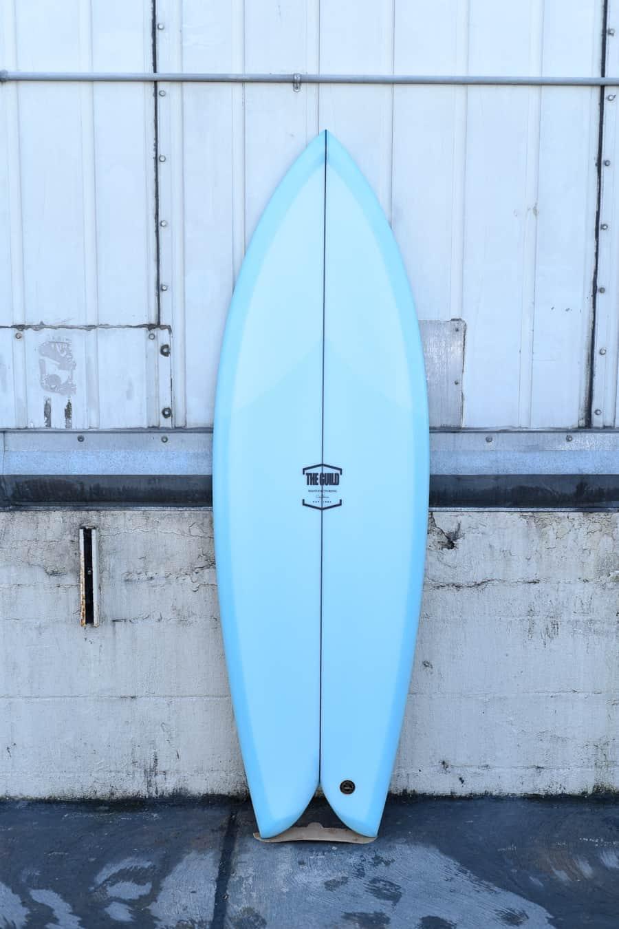 surfboard quiver pescado guild surfboards