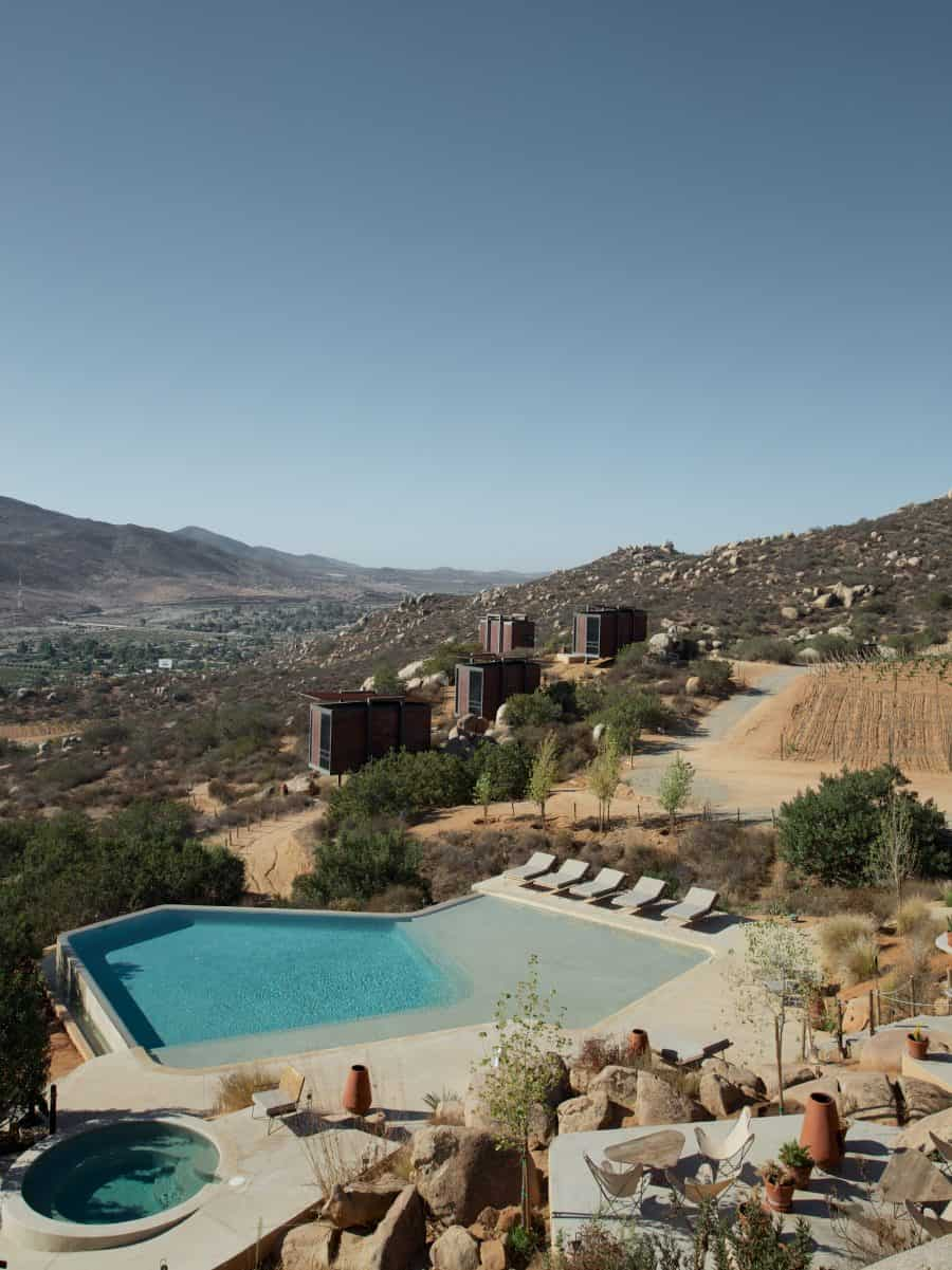 Encuentro Guadalupe Hotel / Guadalupe Valley, Mexico / 24 Hours in Baja's Wine Country