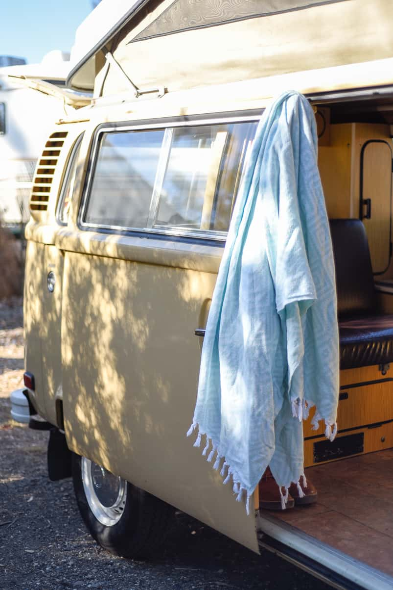 MAYDE Turkish towels / Turkish beach towels perfect for travel