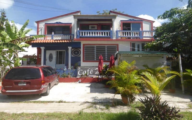 surfing puerto rico rincon surf hostel