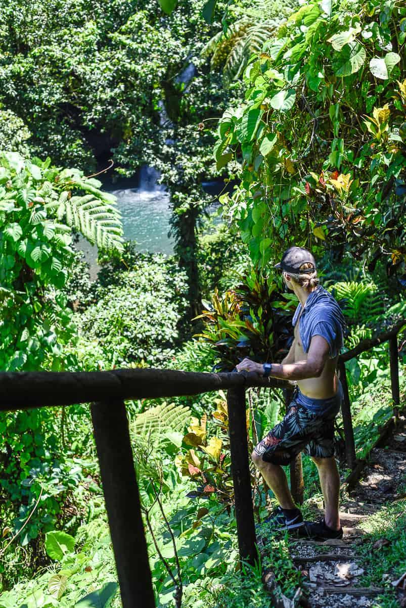 Bouma Waterfall, Taveuni Fiji