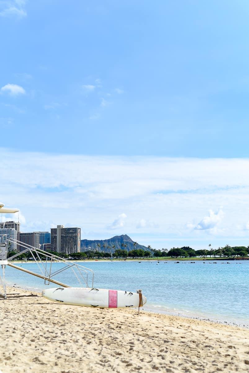 Ala Moana Beach Park, Honolulu
