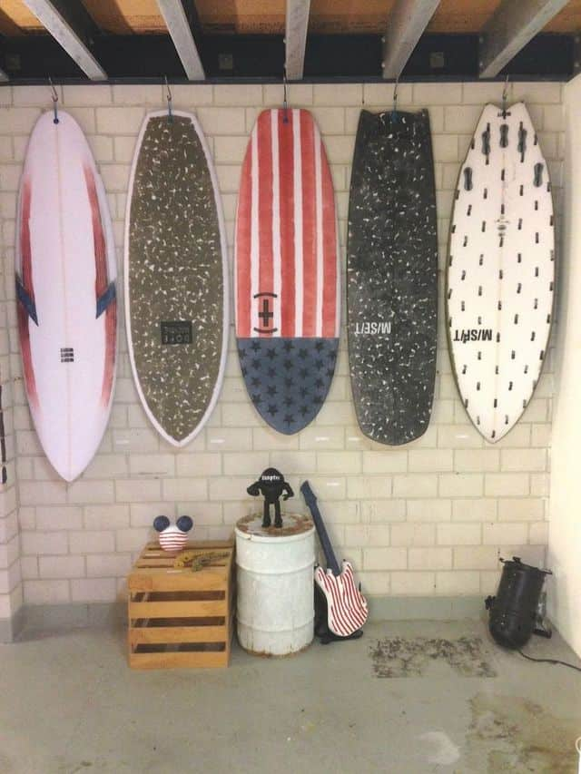 surfboard racks / hanging surfboard rack