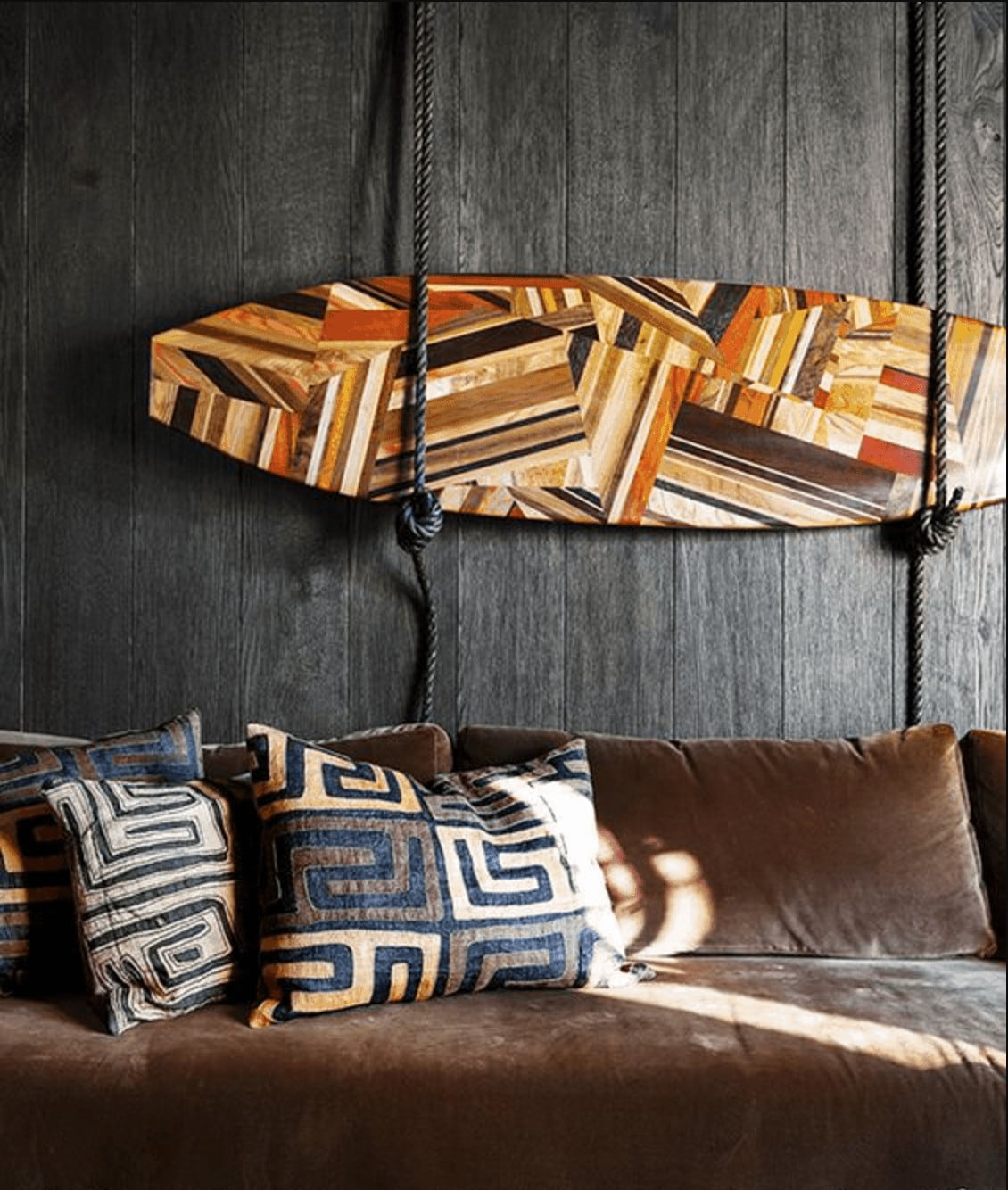 surfboard racks / hanging surfboard rack