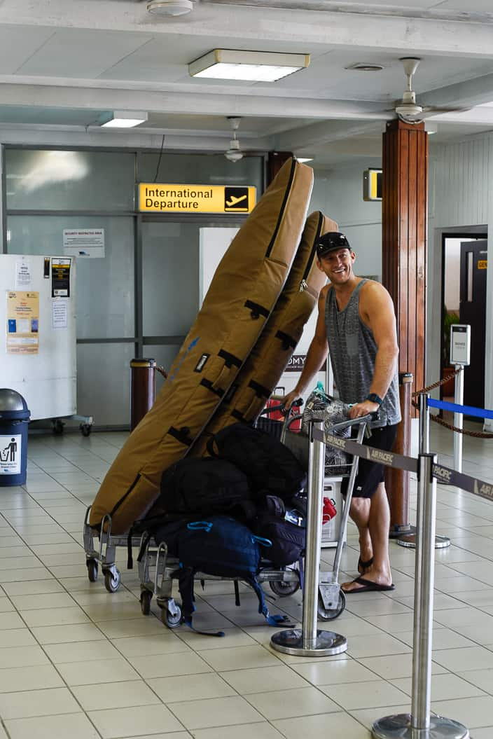 suva fiji airport