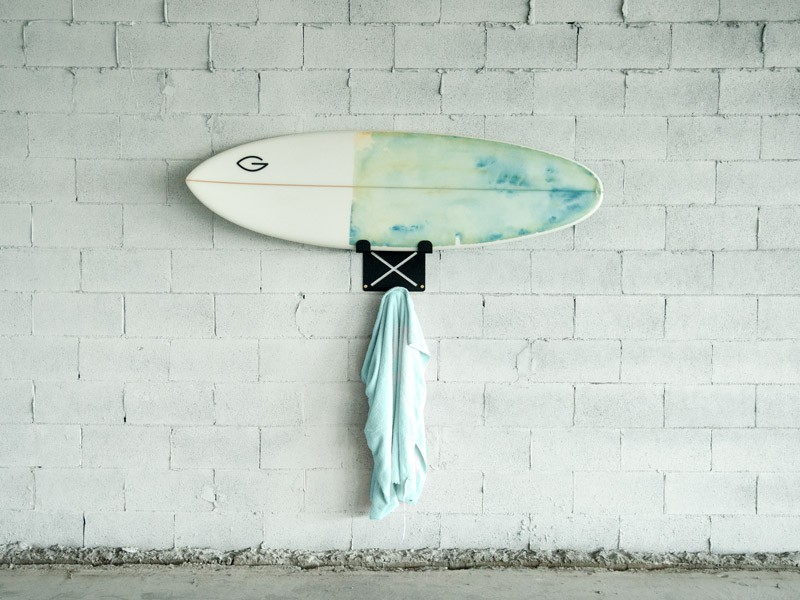 surfboard racks / surfboard wall mount