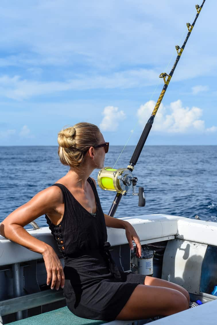 samoa fish the dream boat tour