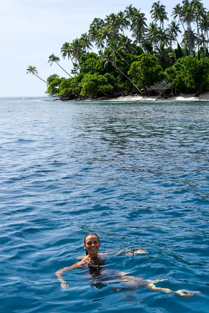 samoa Nusafee Island