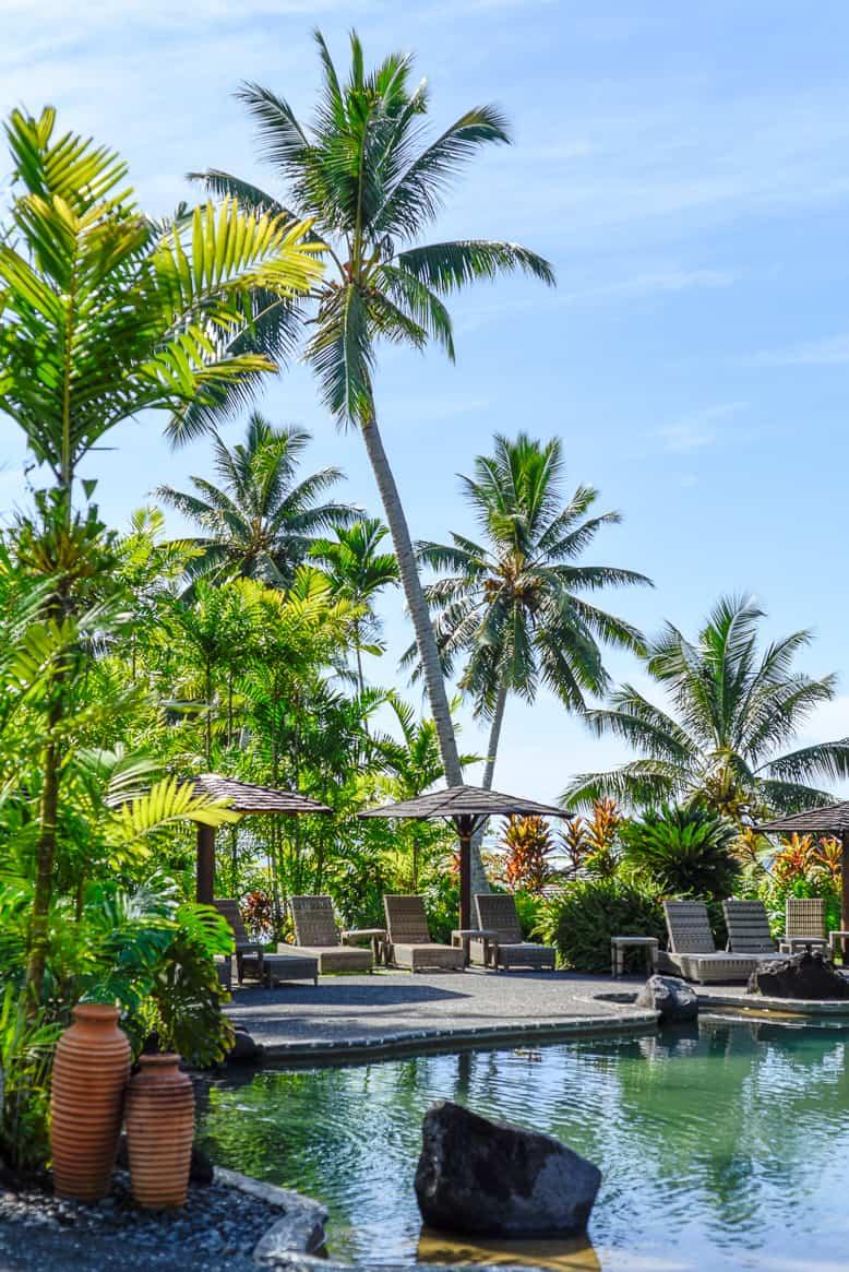 samoa sinalei reef resort pool