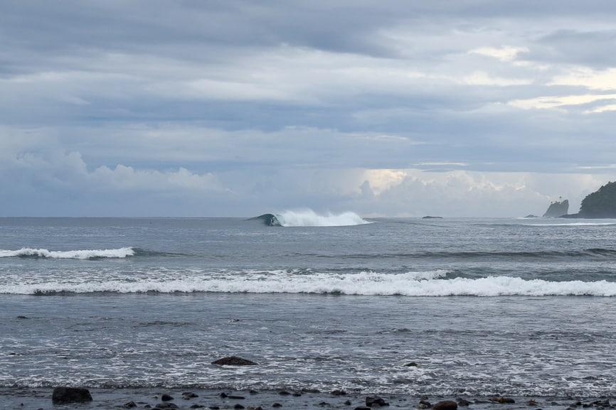 samoa surf tiavea sunsets