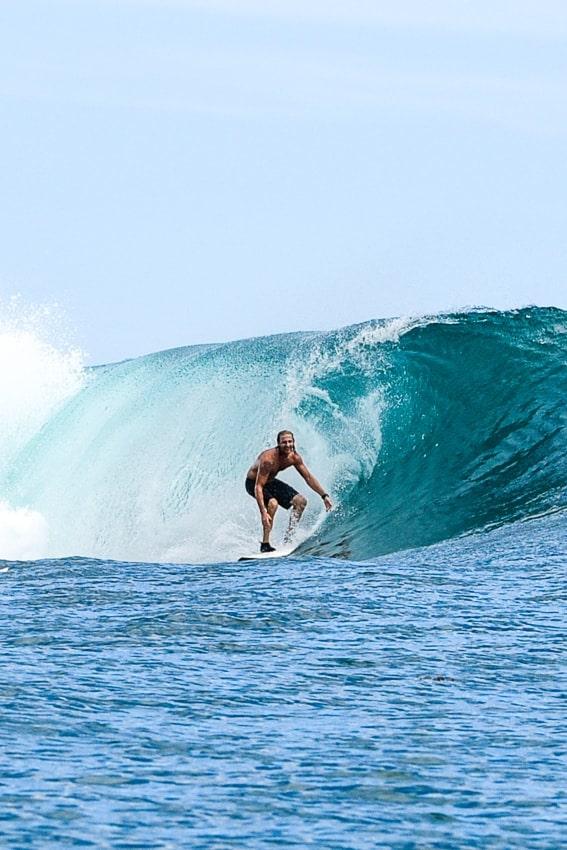 samoa surfing wackas