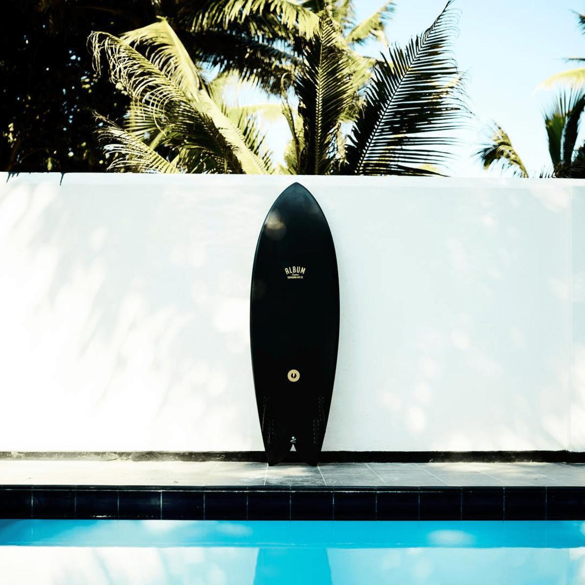 surfboard black album surf