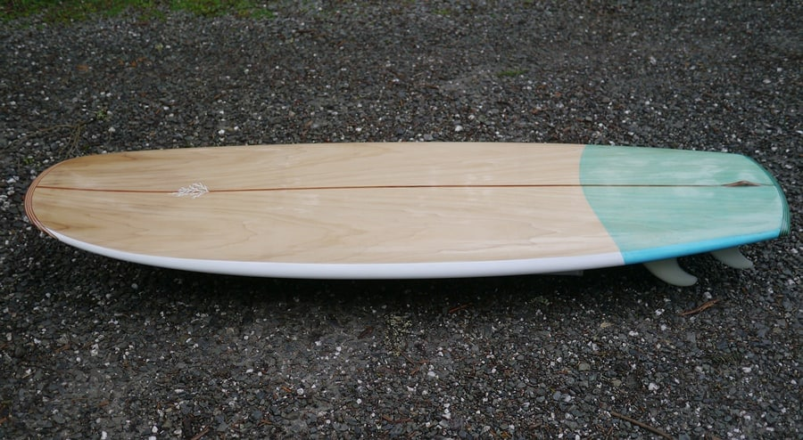 surfboard wood tilly
