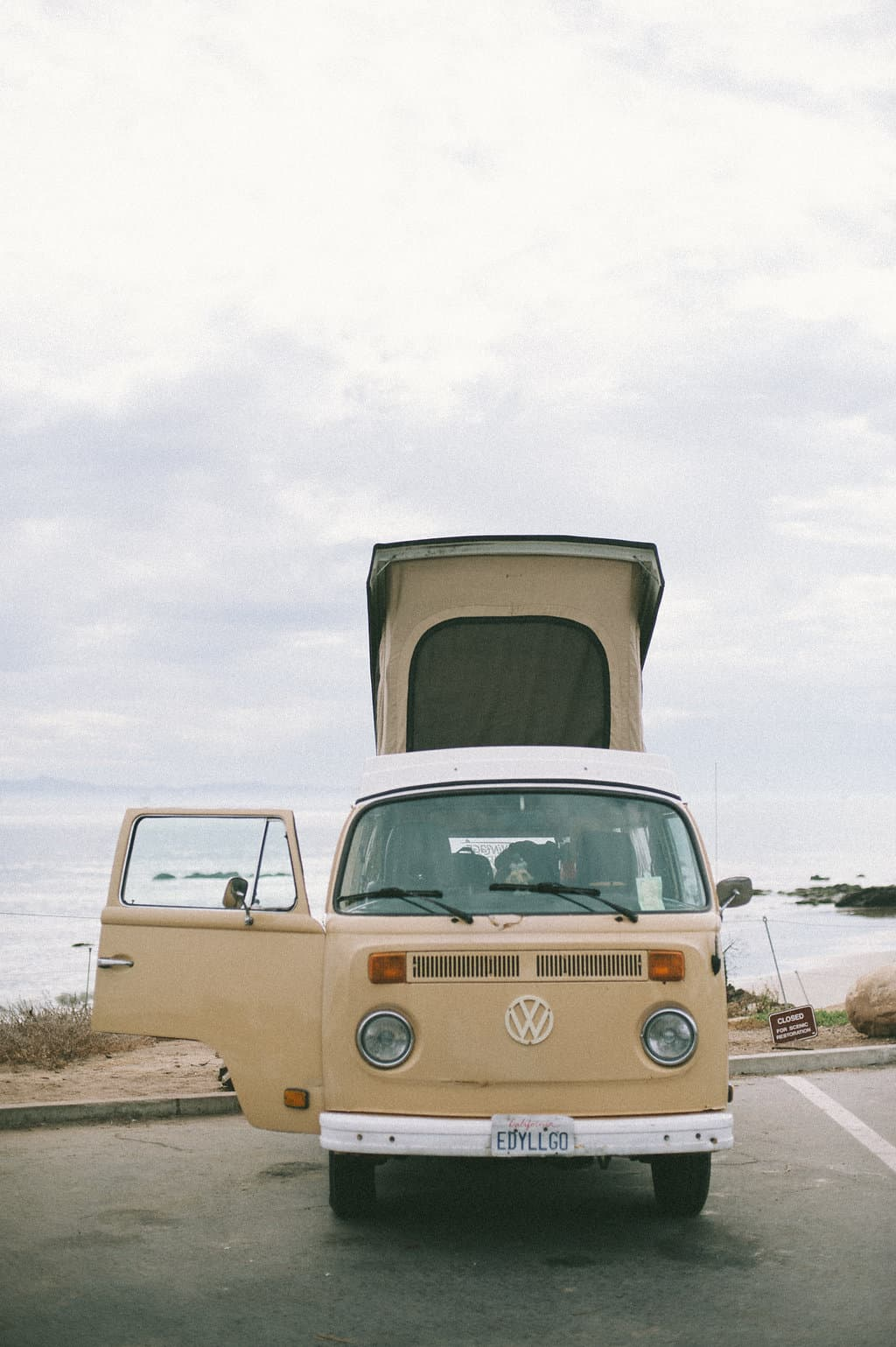 vw bus road trip