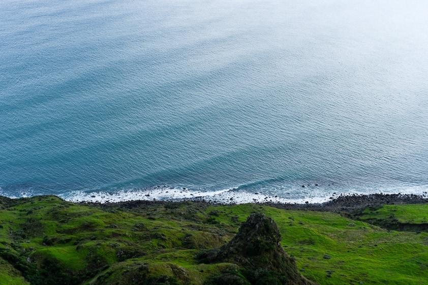 surfing new zealand drive to ruapuke