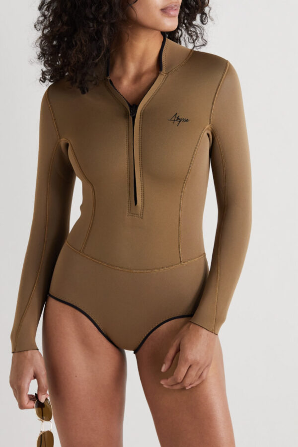 womens wetsuit abysse spring suit