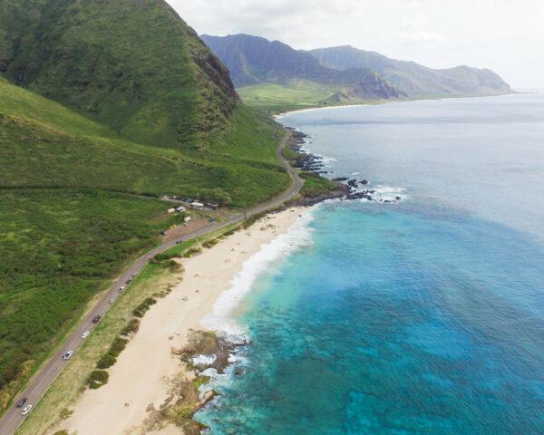 Oahu Hawaii Beach