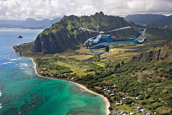 best things to do in oahu - helicopter tour in oahu