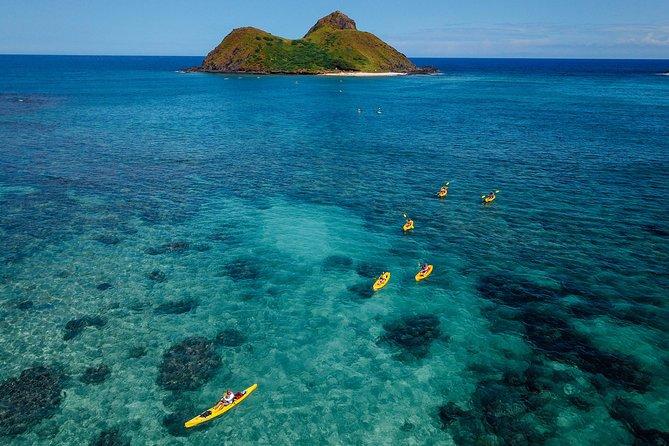 best things to do in oahu - kayaking in kailua