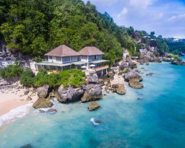 bali hotels surfing villa impossible